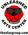 The Red Dog Gallery Logo