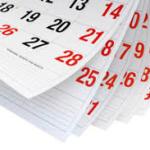 AFAS Calendar of Events